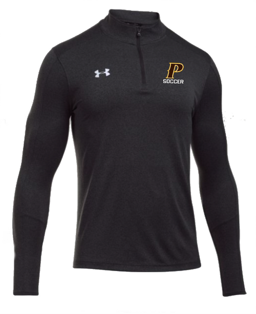 "Men's Locker 1/4 Zip - ""P - SOCCER"""