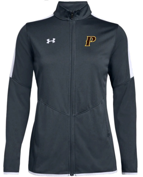 "Ladies RIval Knit Jacket - ""P"" or ""SHIELD"""