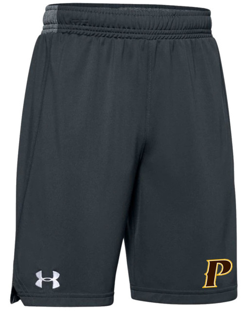 "PE Unisex Youth Locker Short - ""P"""