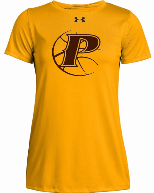 "Ladies Locker Tee 2.0 - ""P IN BASKETBALL"""