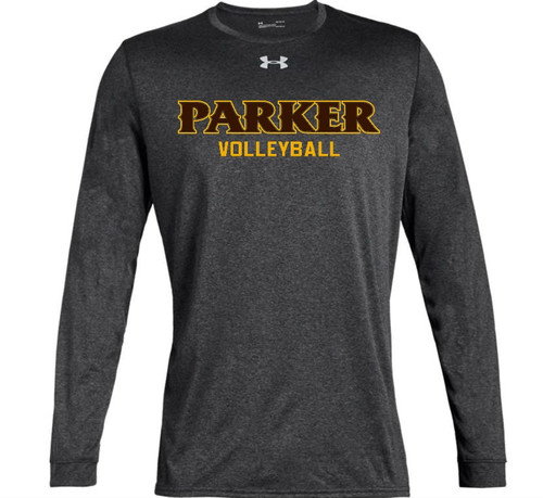 "Men's Long Sleeve Locker Tee 2.0 - ""PARKER VOLLEYBALL"""