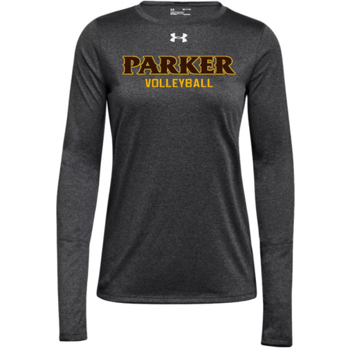 "Ladies LS Locker Tee 2.0 - ""PARKER VOLLEYBALL"""