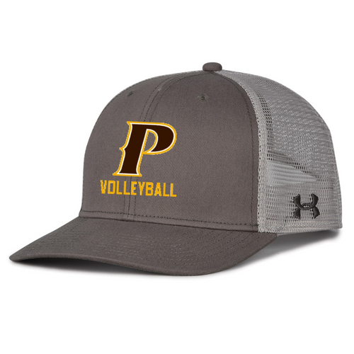 "Adult Trucker Mesh Cap - ""P-VOLLEYBALL"""