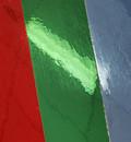 "Smooth Emerald Green 12"" x 24"""