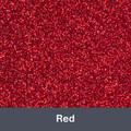 "HTV Red Glitter (456) 19.75"" x 12"""
