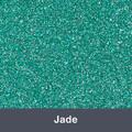 "HTV Jade Glitter (482) 19.75"" x 12"""