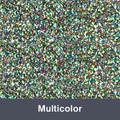 """HTV Mulitcolor Glitter (453) 19.75"""" x 12"""""""