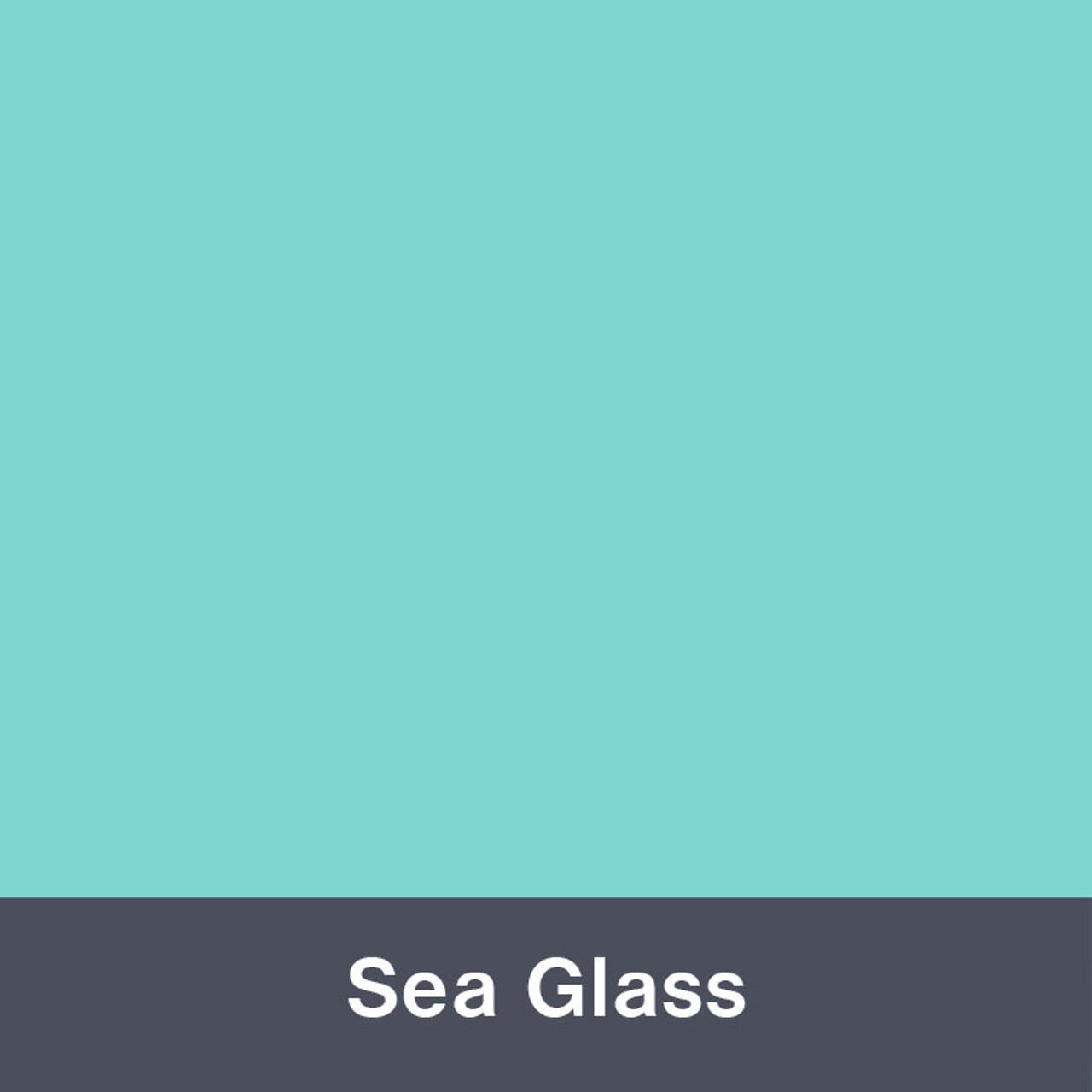 "Iron-on Sea Glass Stretch 12"" x 14.75"""