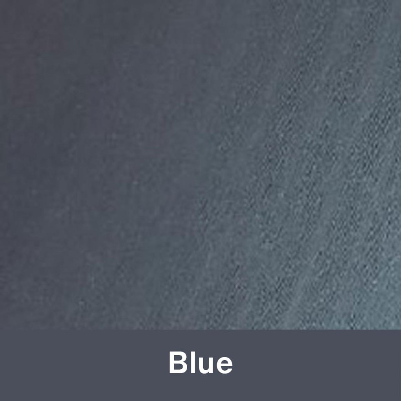 "Iron-on 12"" x 14.75"" Blue MetalFlex"