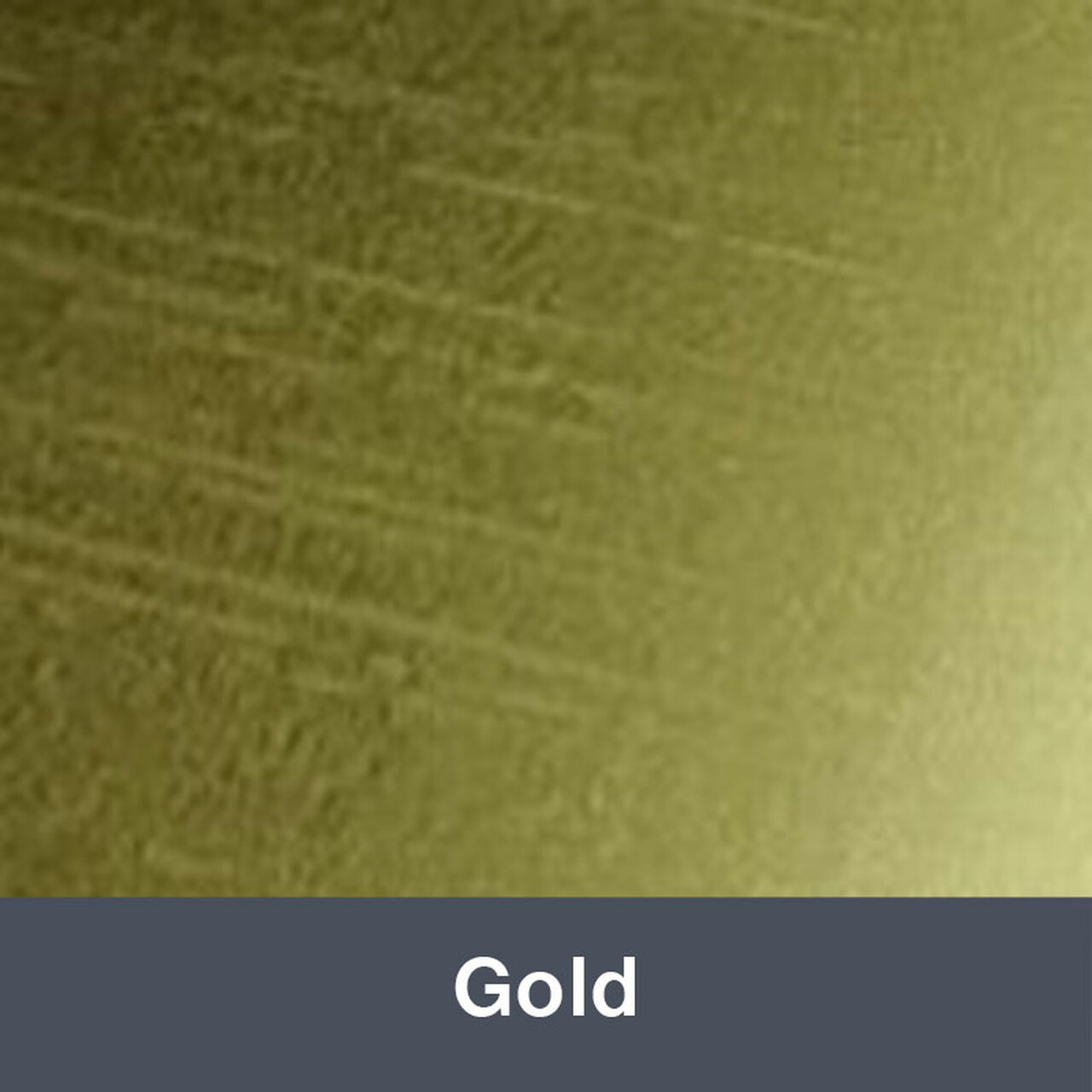 "Iron-on 12"" x 14.75"" Shiny Gold MetalFlex"