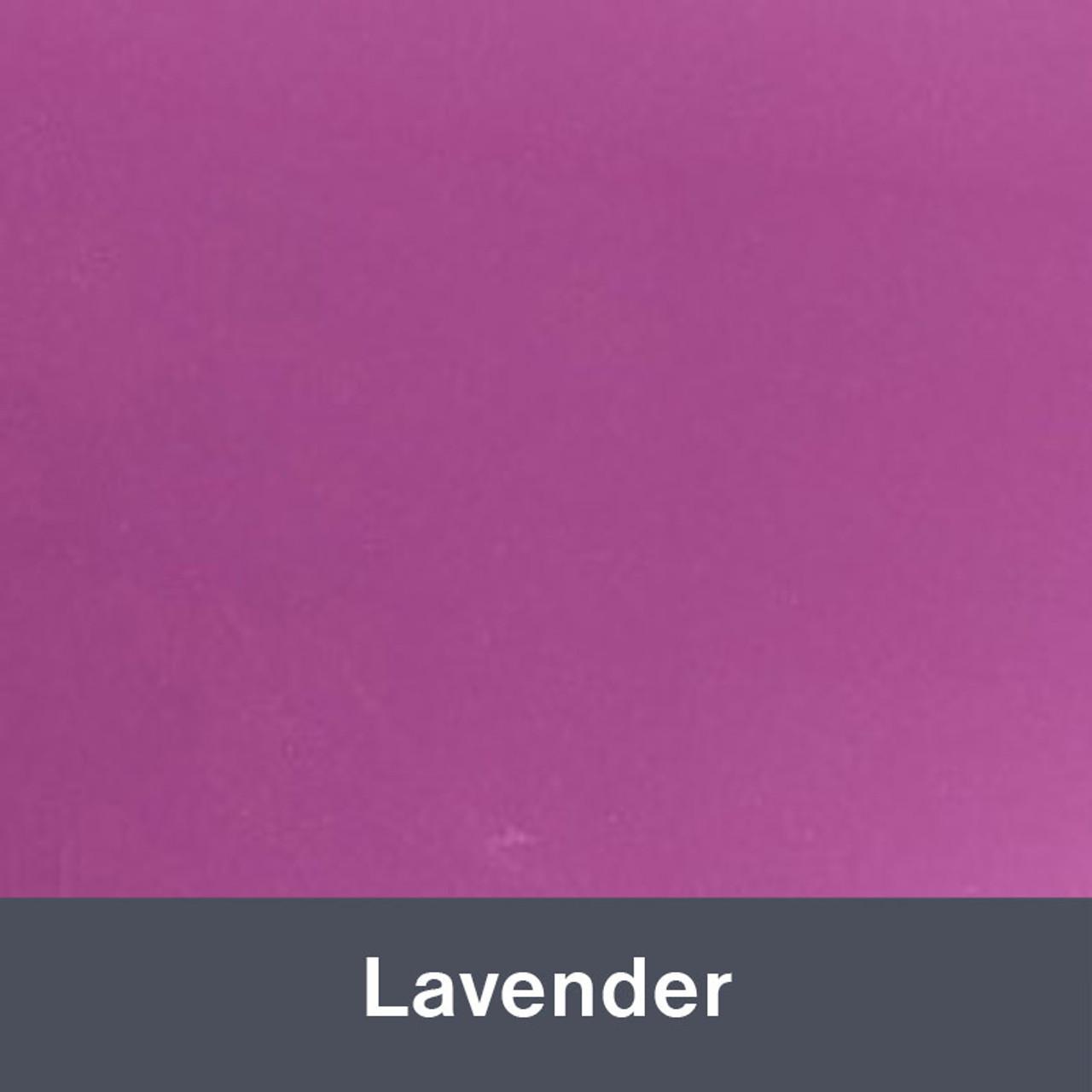 "Iron-on Lavender Stretch 12"" x 14.75"""