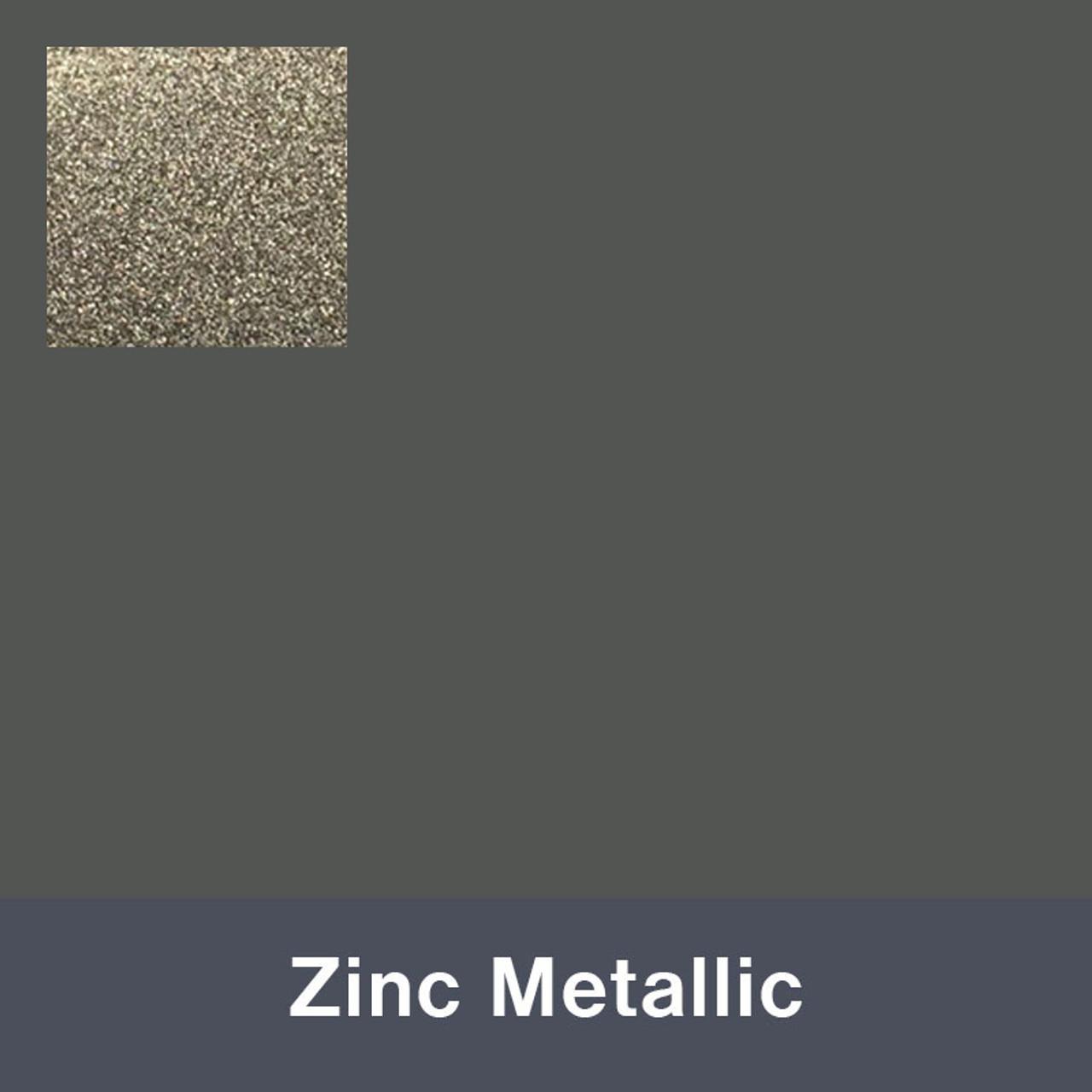 "Zinc Metallic 951 12"" x 15"""