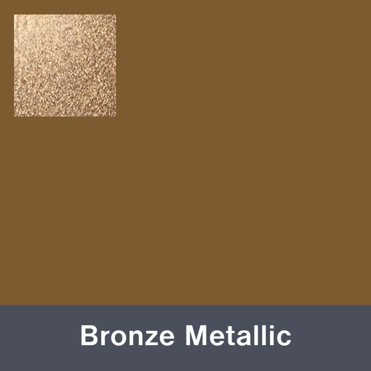 "Bronze Antique Metallic 951 12"" x 15"""