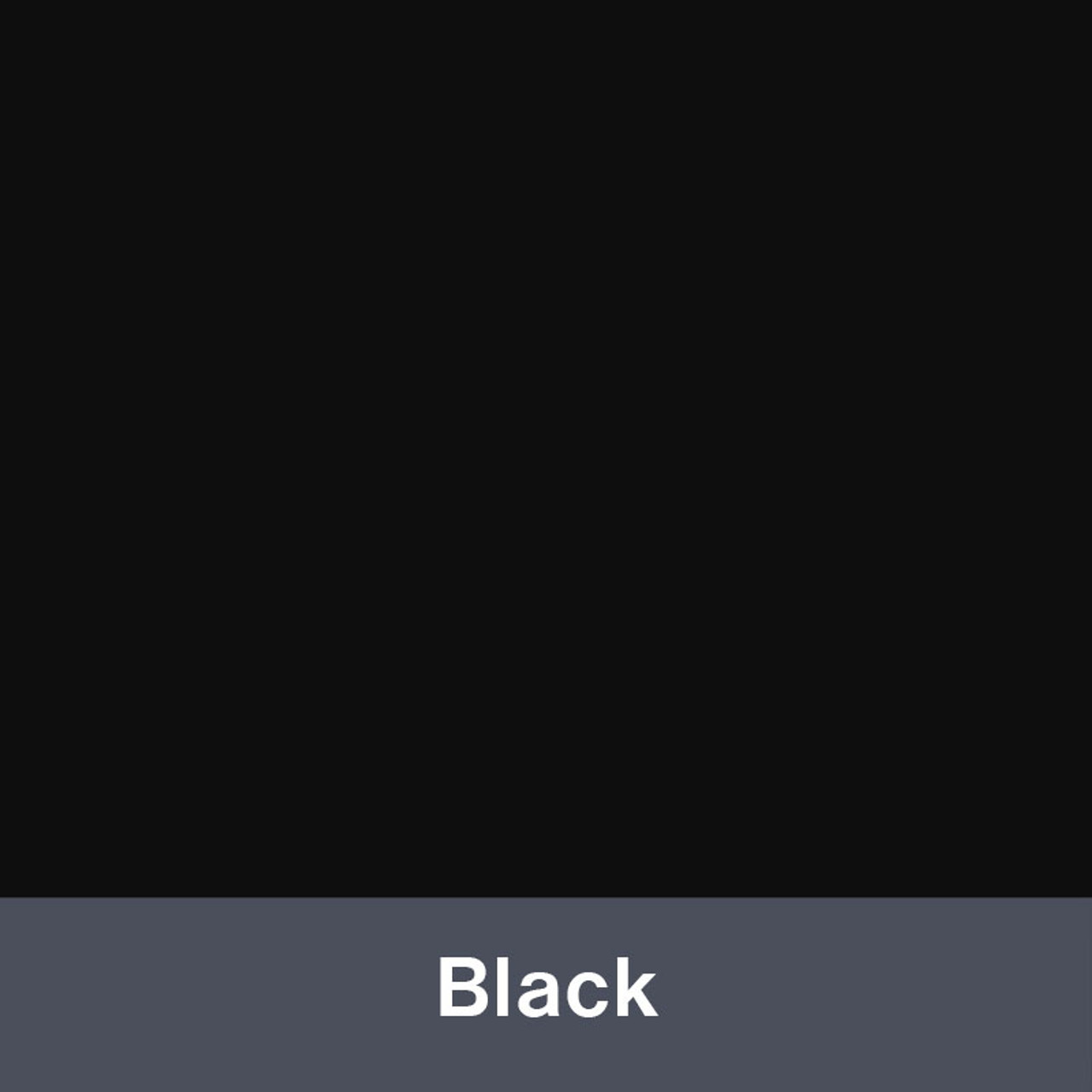 "Black 651 MATTE FINISH 12"" x 24"" Permanent"