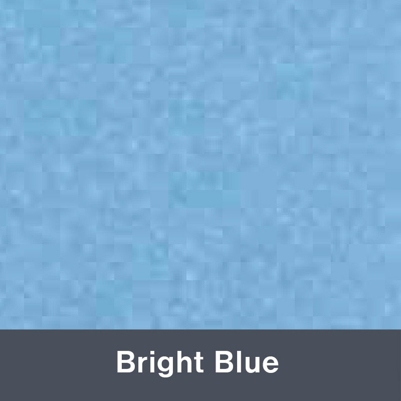 Iron-on Bright Blue Turbo 4927