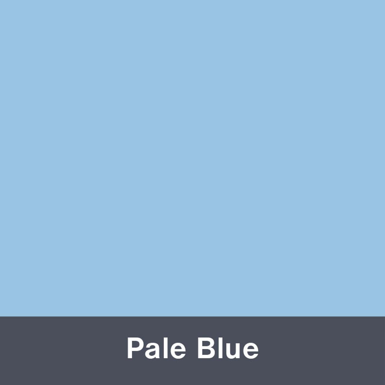 """Iron-on Pale Blue 12"""" x 14.75"""""""