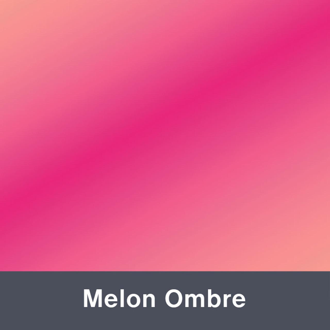 Melon Ombre