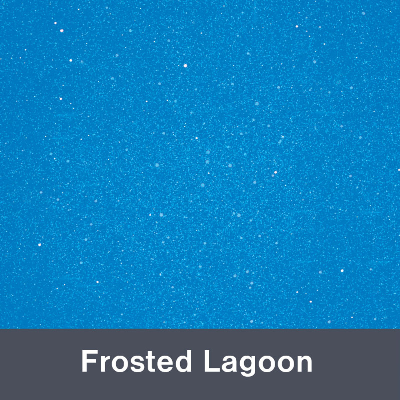 851 Frosted Lagoon Sparkle