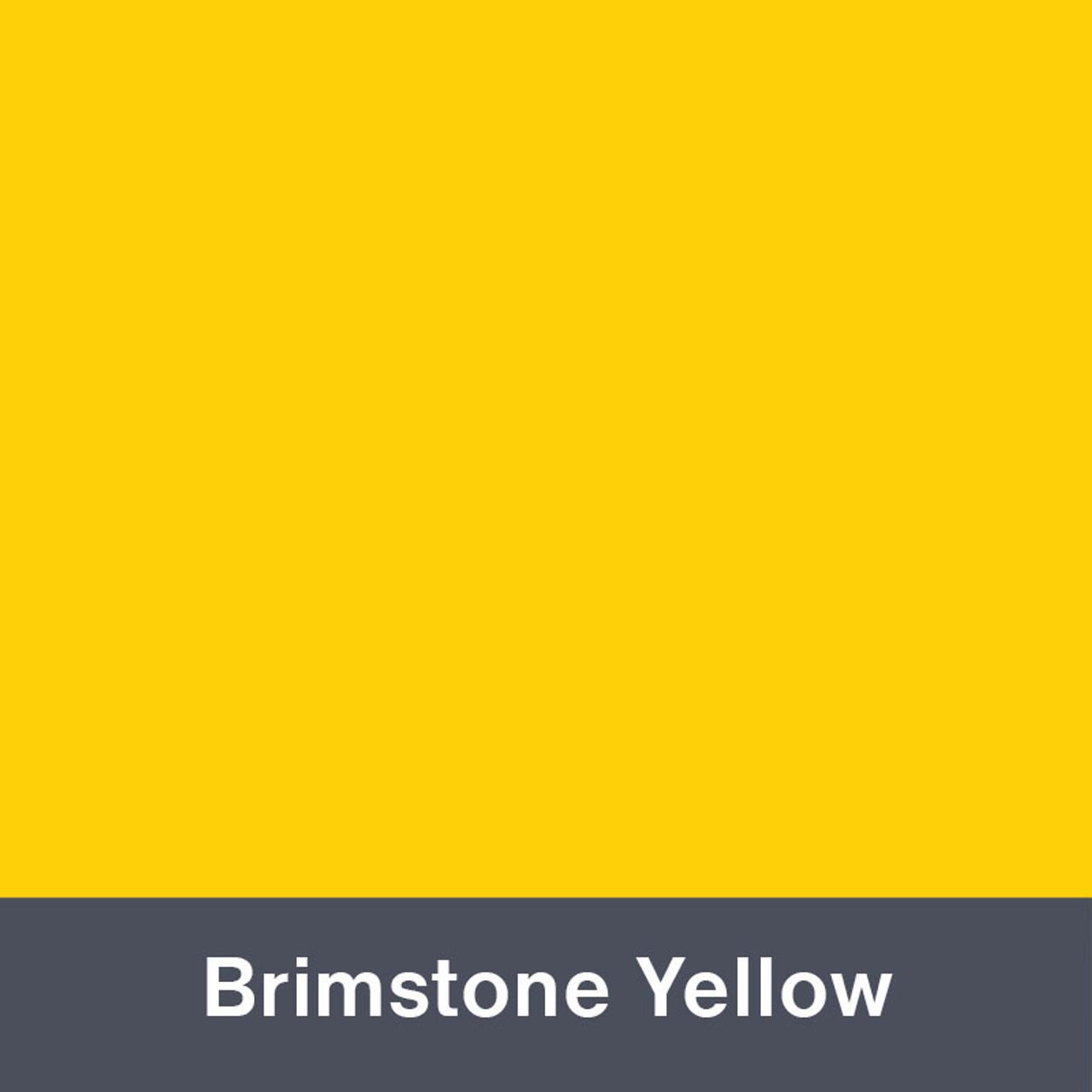 "8300 Brimstone Yellow 12"" x 15"""