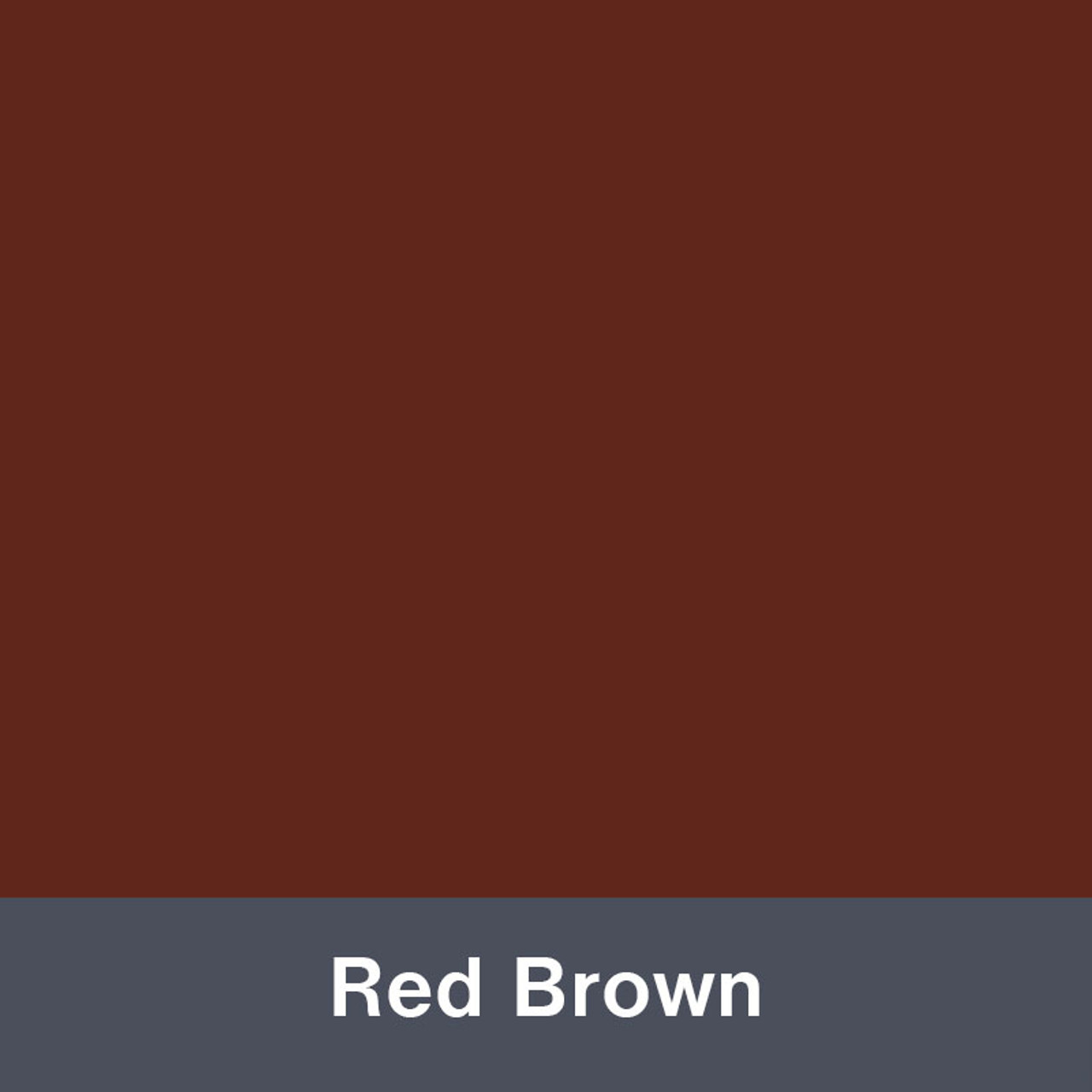 """8300 Red Brown 12"""" x 15"""""""