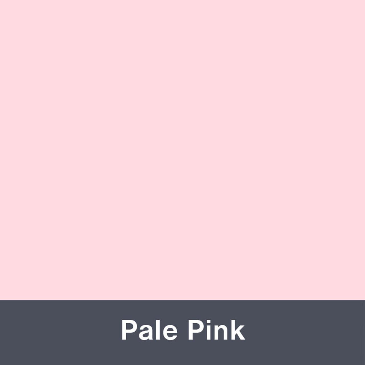"""8300 Pale Pink 12"""" x 15"""""""