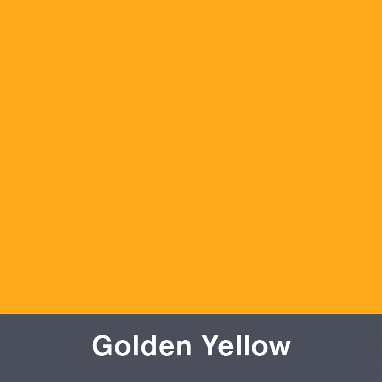 """Golden Yellow (Matte) 12"""" x 24"""""""