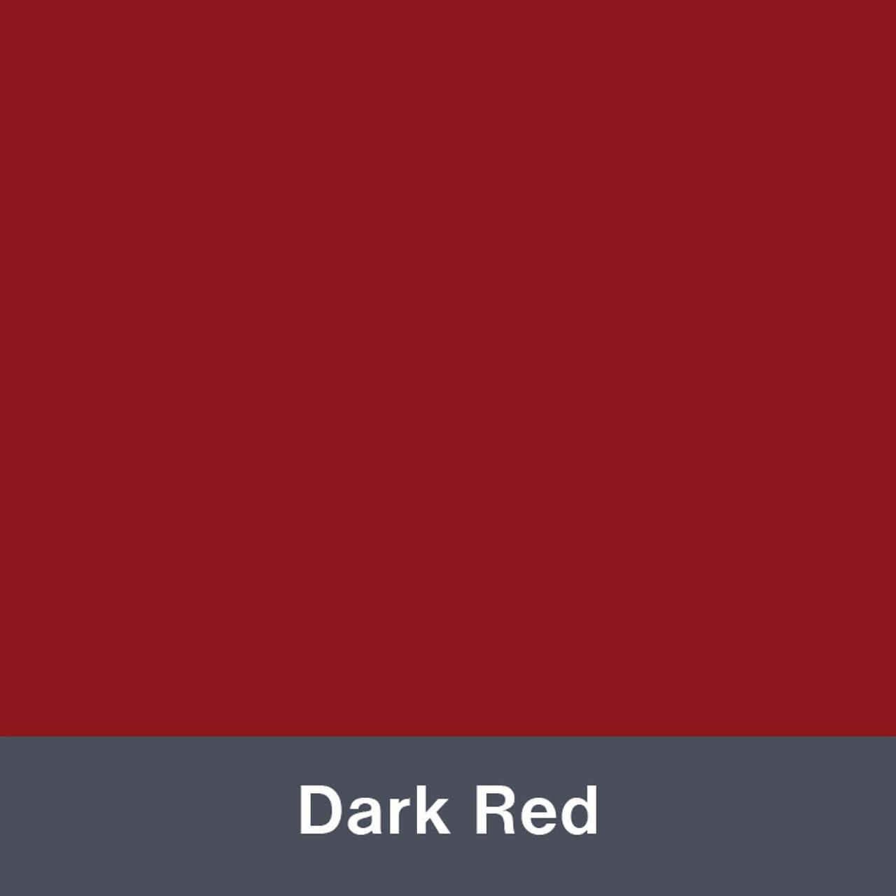"""Dark Red (Matte) 12"""" x 24"""""""
