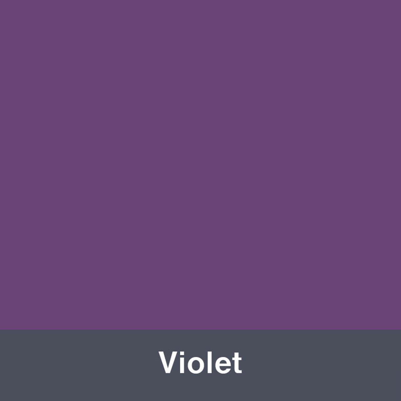 "Violet (Matte) 12"" x 24"""