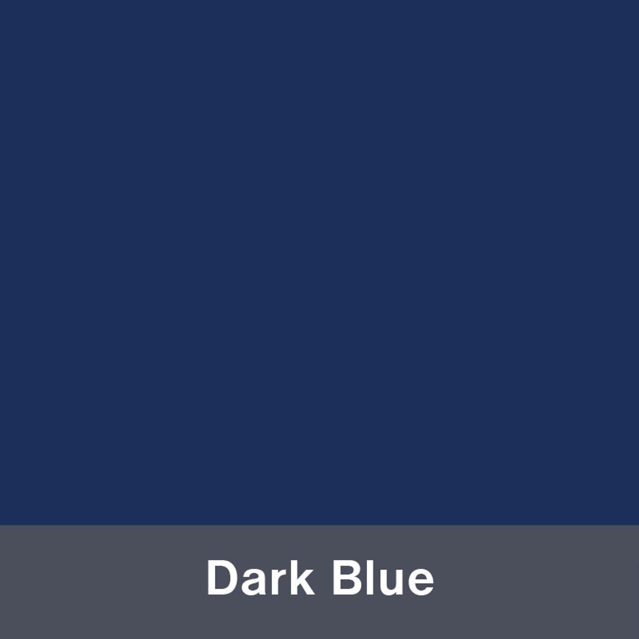 "Dark Blue (Gloss) 12"" x 24"""