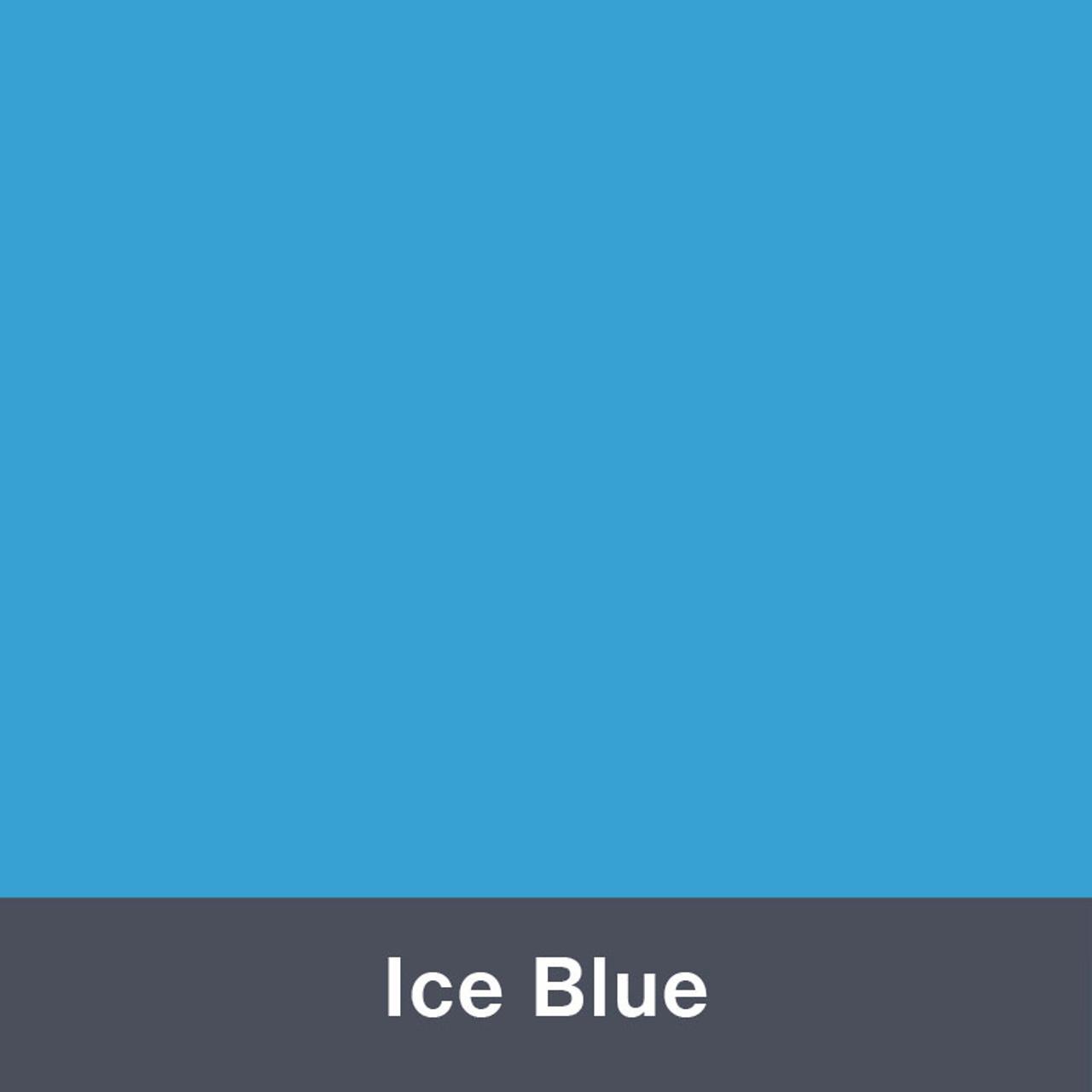"Ice Blue (Gloss) 12"" x 24"""