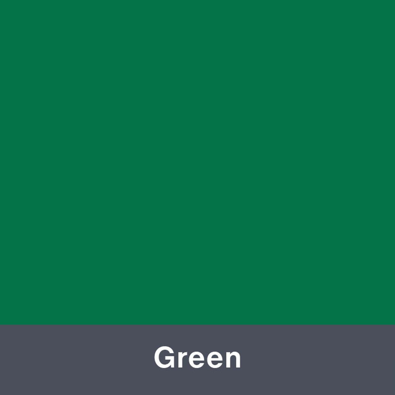 """Green (Gloss) 12"""" x 24"""""""