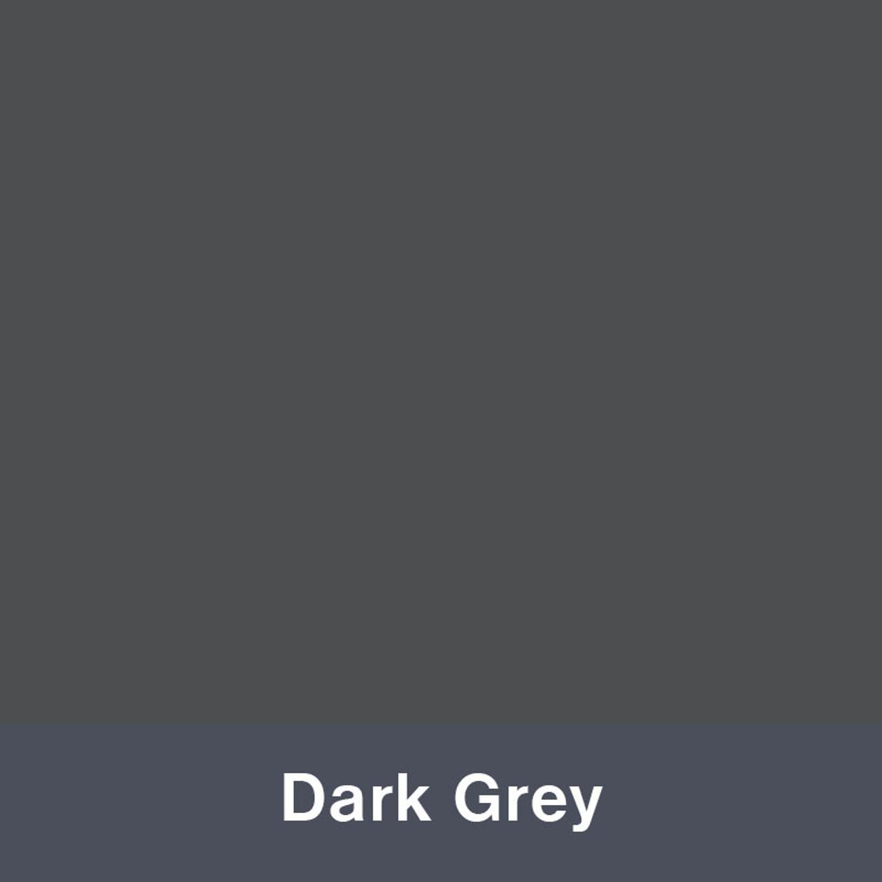 "Dark Grey (Gloss) 12"" x 24"""