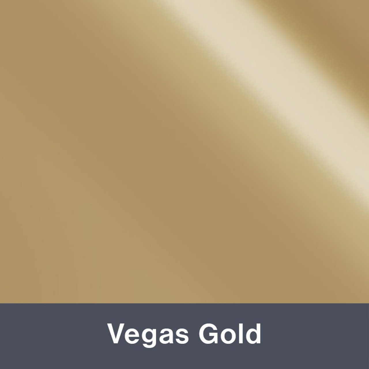 """Iron-on Vegas Gold 12"""" x 14.75"""""""