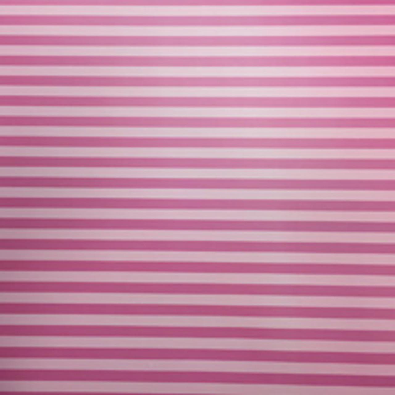 """Pink Stripe (Matte) 12""""x12"""""""