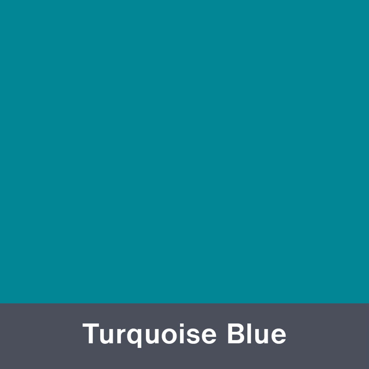 """Turquoise Blue 751 (Gloss) 12"""" x 24"""""""