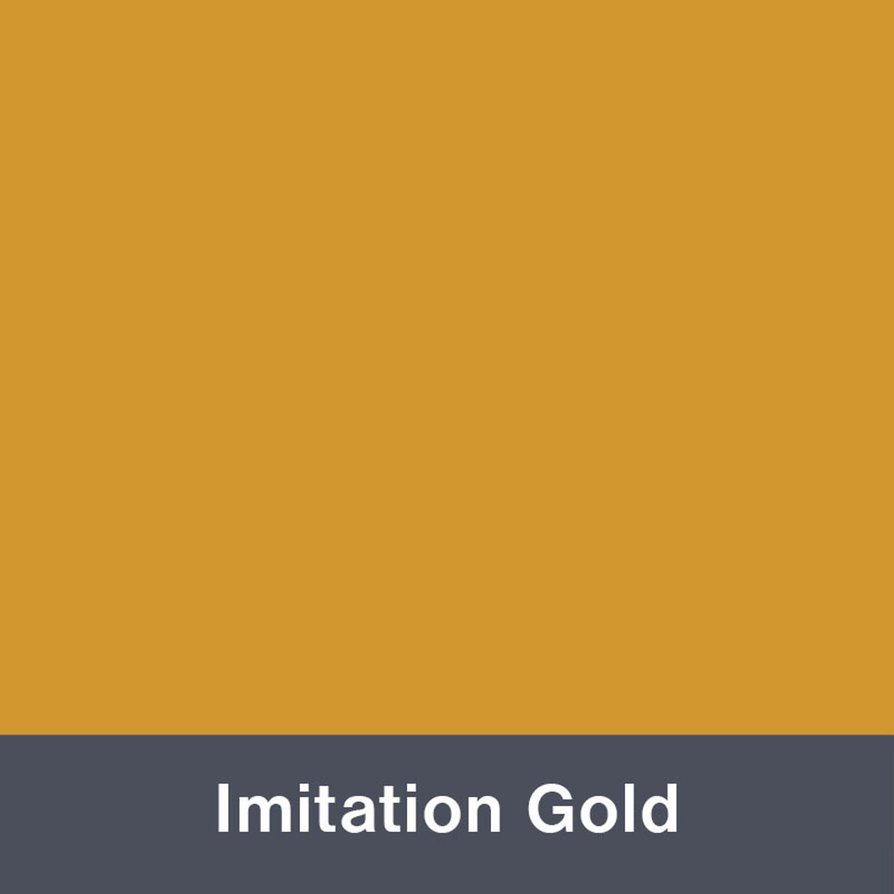 "Imitation Gold (Matte) 12"" x 24"""
