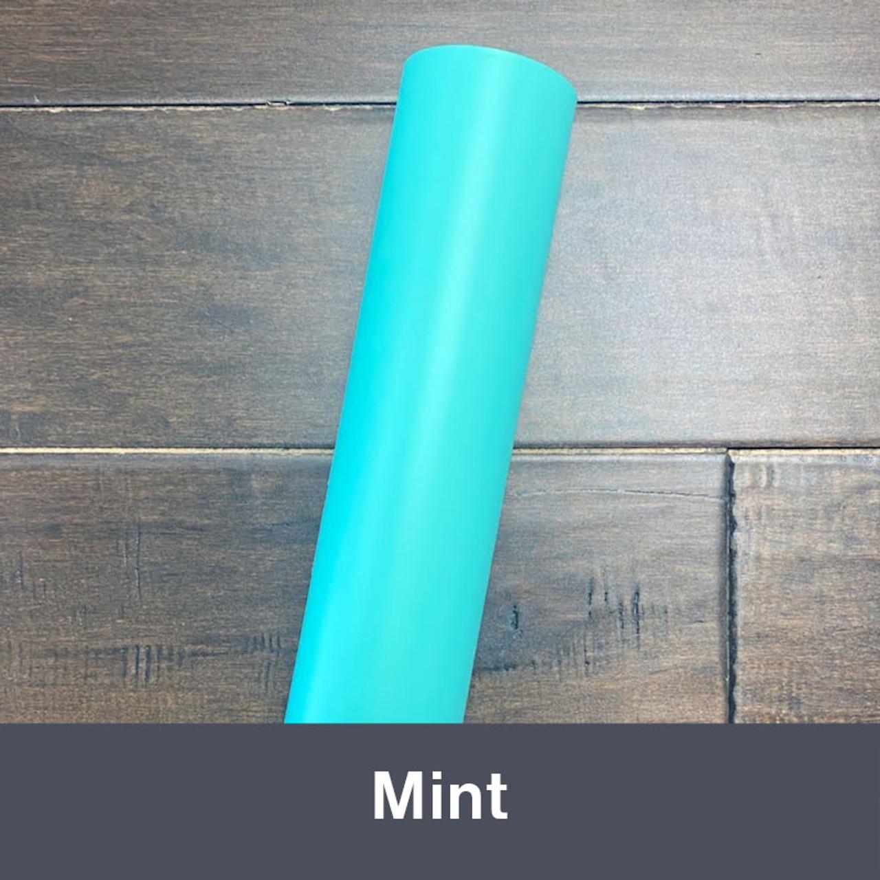 """Mint (Matte) 12"""" x 5yd"""