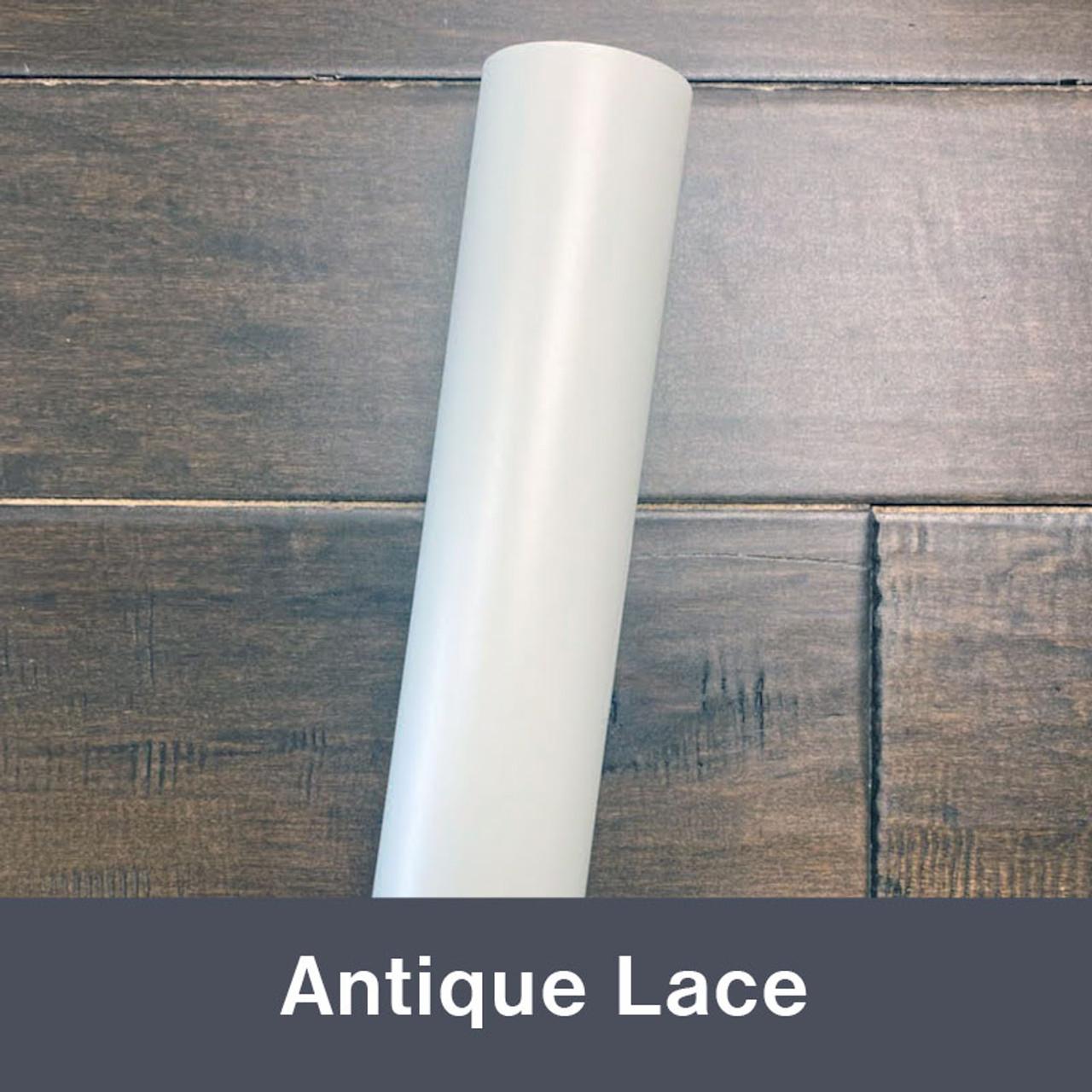 """Antique Lace (Matte) 12"""" x 5yd"""