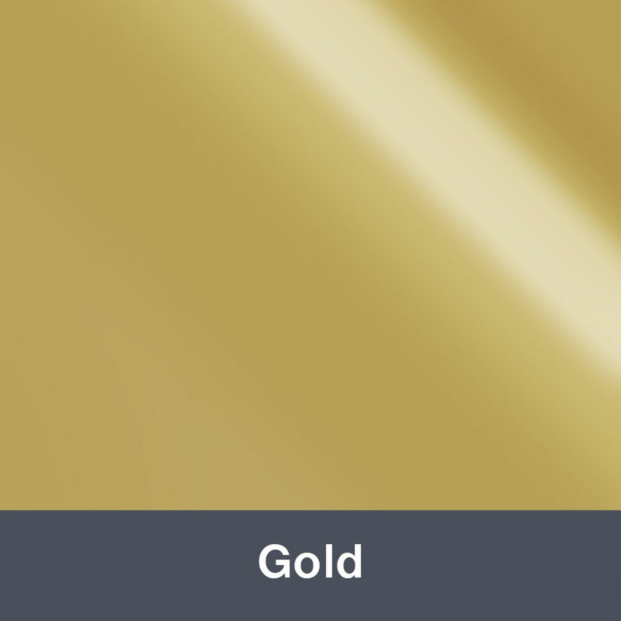 "Iron-on Gold Stretch 12"" x 14.75"""