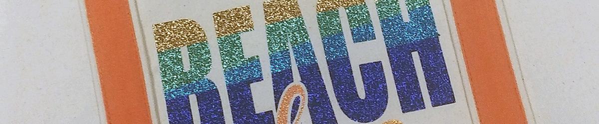 Methods for Weeding Glitter Heat Transfer Vinyl | Vinyl Outlet