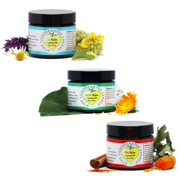 CBD Oil and Balm pack