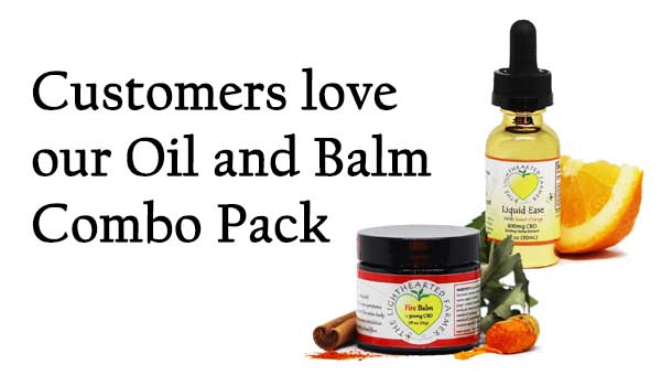 Oil and Balm Combo Pack