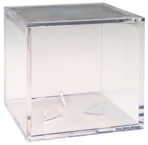 Clear Baseball Acrylic Display Case
