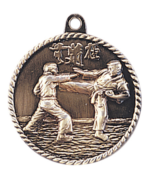 Karate Gold Medal