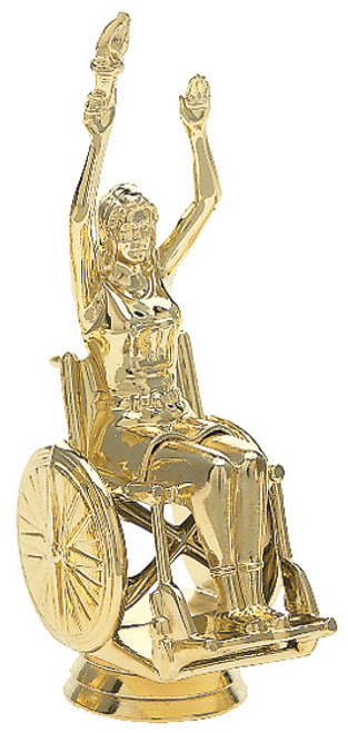 Wheelchair - Female