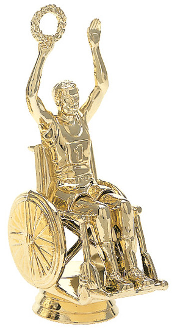 Wheelchair - Male