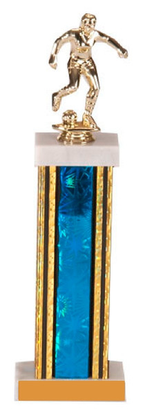 "Medium Trophy - Style 5 - 15"" Tall"