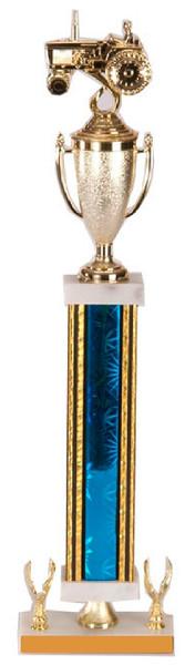 "Medium Trophy - Style 1 - 23"" Tall"