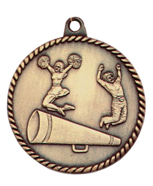 Cheerleading Gold Medal