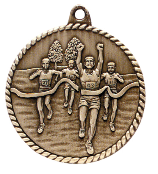 Cross Country Gold Medal